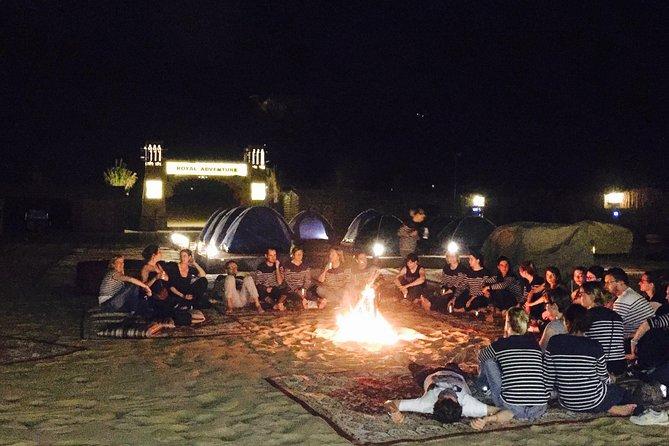 Overnight Dubai Desert Safari trip