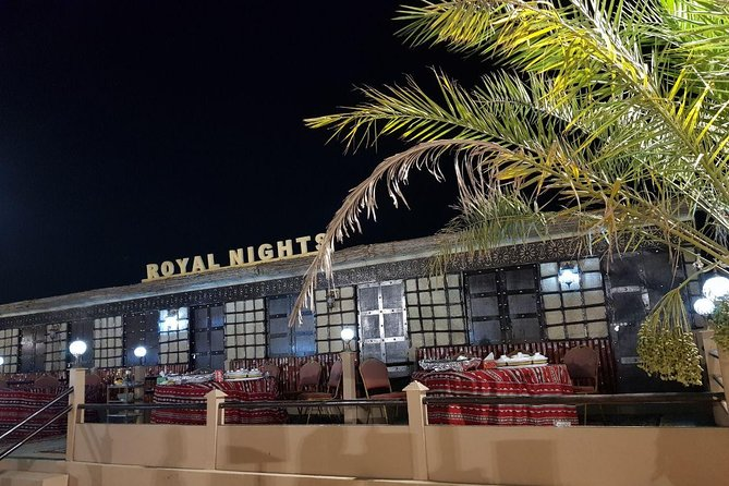 VIP Royal Nights Safari:- Over Night Stay at Desert,Spl Rides,VIP Buffet etc