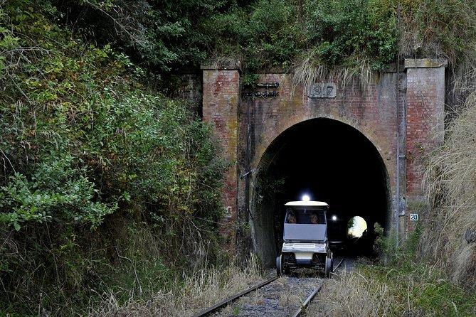 5-Tunnel Forgotten Railway Adventure from Taumarunui