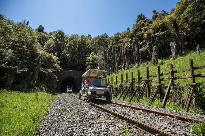 20 Tunnel - Rail Cart Tour