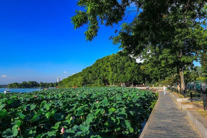 Nanjing Private Tour of City Highlights with Lunch