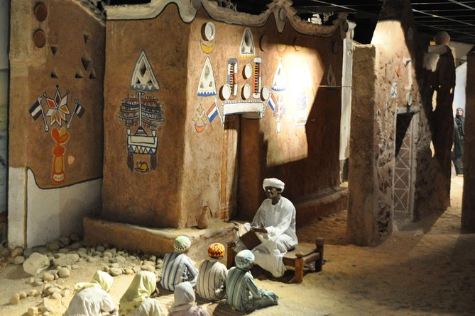 private-Day Tour to Kalabsha Temple and the Nubian Museum in Aswan