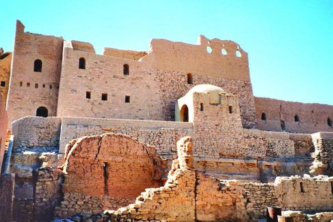 private Day Tour to St Simeon Monastery in Aswan