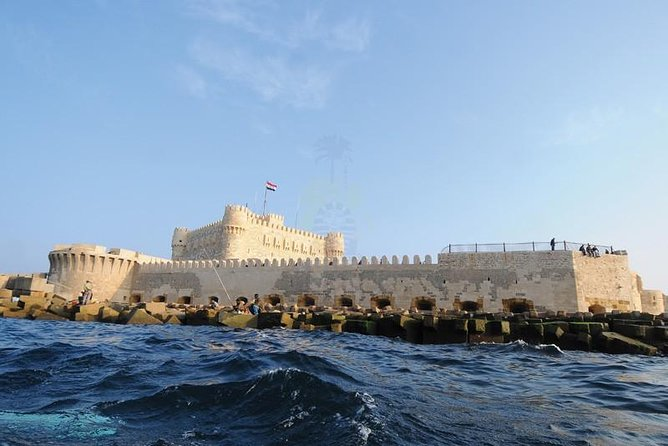 Alexandria tour from Cairo or Giza hotel