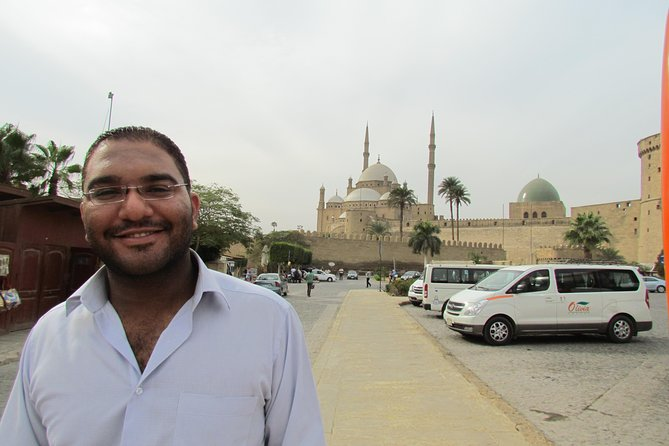 Coptic church and Islamic mosque history day tour from Cairo or Giza hotel