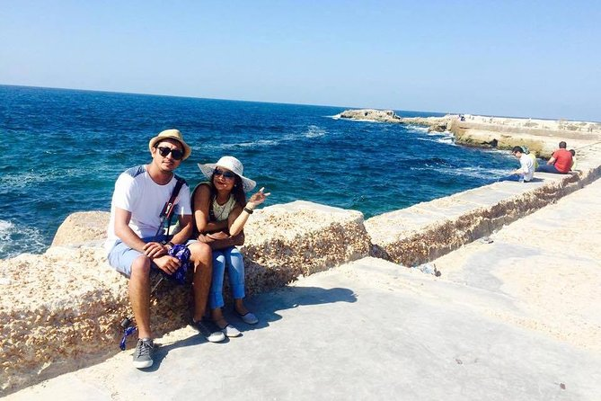 overday-Alexandria day tour from Cairo