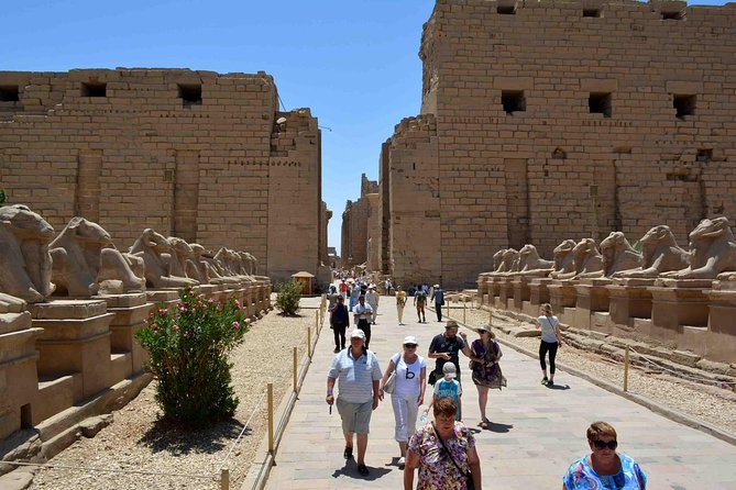 karnak temple and luxor temple day tour