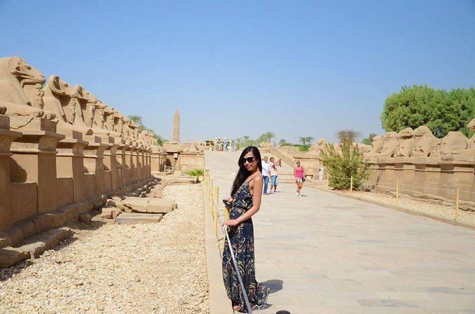 East & west luxor, karnak , Hatsheput temples & valley of the king from hurghada