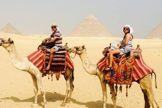 2 hours Camel or horse ride outside Giza pyramids Cairo Giza hotels photo 2