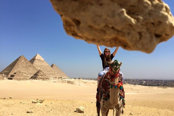 2 hours Camel or horse ride outside Giza pyramids Cairo Giza hotels photo 1