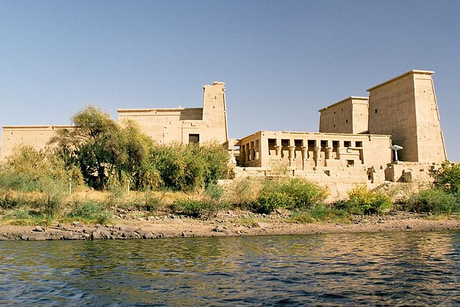 Private Tour to the Highlights of Aswan & Nubian Village from Luxor by Train