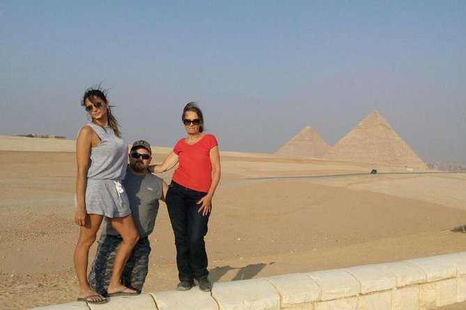 Giza pyramids , sphinx and Nile dinner cruise show from cairo or giza hotel photo 7
