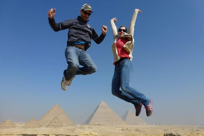 12 Hour Private Layover Tour in Cairo
