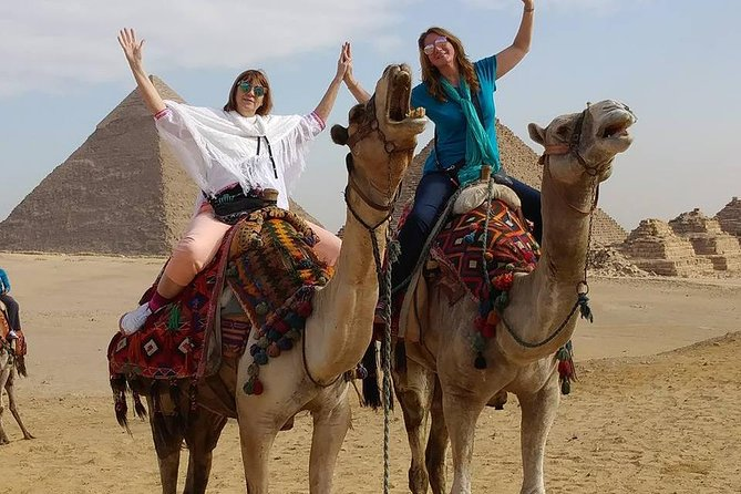 Giza complex pyramids , Memphis and Sakkara tour from Cairo Giza hotels