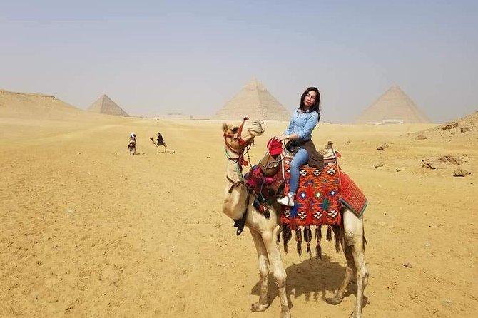 Half Day tour to Giza Pyramids with Camel Riding photo 6