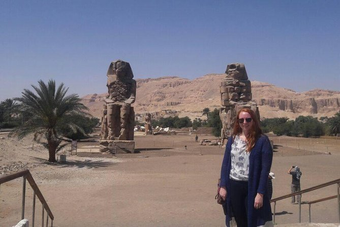 valley of the king, Hatsheput temple ,colossal statue of Memnon West luxor