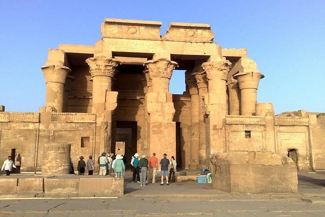 Edfu and Kom Ombo Temples from Luxor Small-Group Day Trip