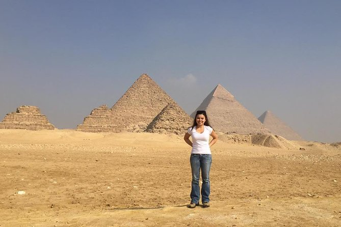 Day Tour from Sharm el Sheikh to Cairo by plane