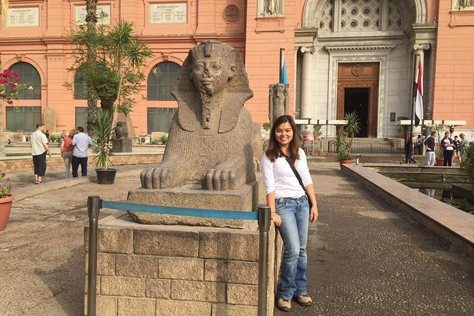 Full-Day Egyptian Museum and Old Cairo Tour from Cairo or Giza hotels