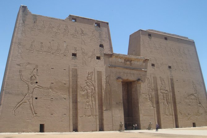 full day Edfu and Kom ombo from Luxor