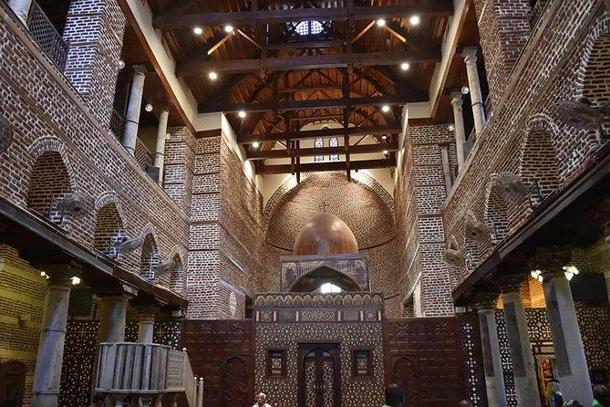 full-day Giza pyramids, Islamic and Coptic Cairo from Cairo Giza hotels