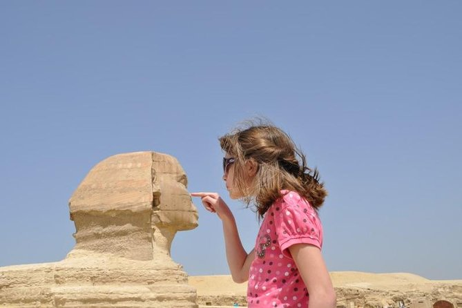 tour half-day to Giza pyramids sphinx and valley temple from cairo giza hotels photo 4