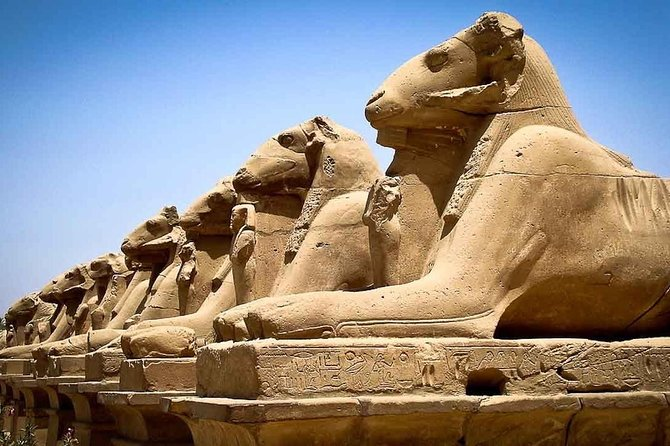 Private Tour: Luxor Day Trip from Hurghada, Including Valley of the Kings