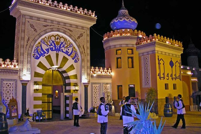 private tour to Alf leila w leila in Hurghada