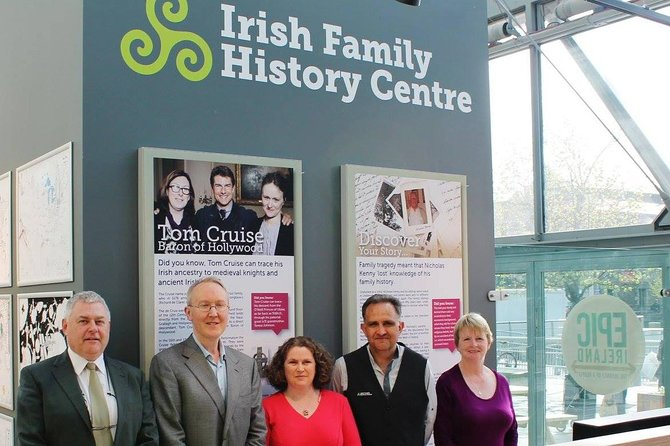 Combo Ticket: EPIC and Irish Family History Centre photo 4