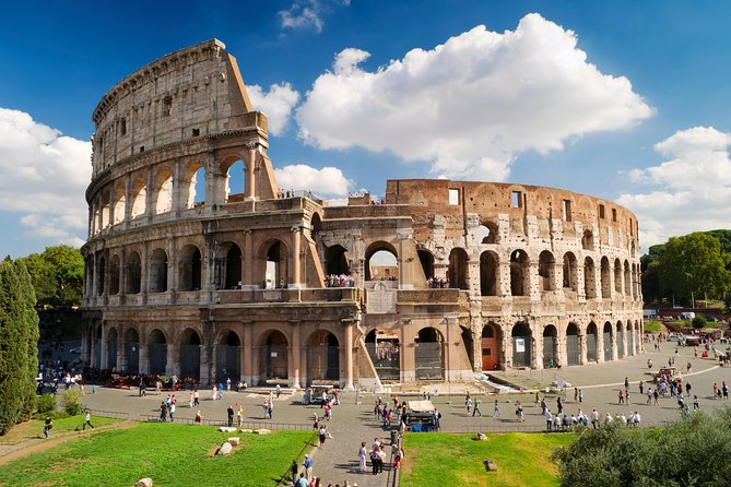 Private Skip-the-Line Colosseum Tour with Roman Forum and Palatine Hill