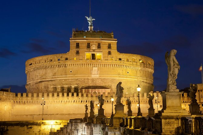Rome by Night Walking Tour - Legends & Criminal Stories