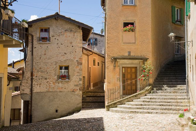 Take a relaxing walk through the town of Lugano