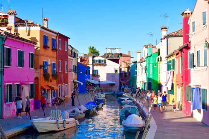 Murano & Burano Islands Half Day Guided Tour by Private Boat photo 7