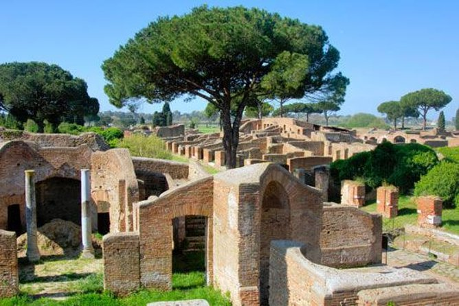Ancient Ostia Day Trip from Rome by Train - Group of 12 max