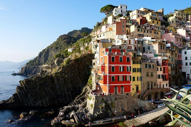 Experience Cinque Terre from Florence in One Day