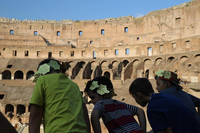 Family Combo: Museos destacados del Vaticano y Coliseo para niños con Skip the Lines