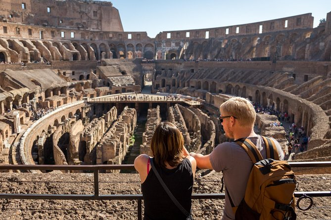 Skip-the-Line Tickets: Colosseum With Access To The