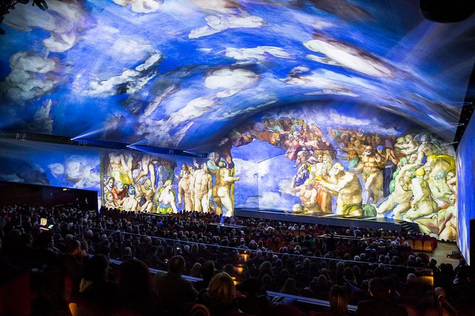 Live Show Tickets: Michelangelo's The Last Judgement