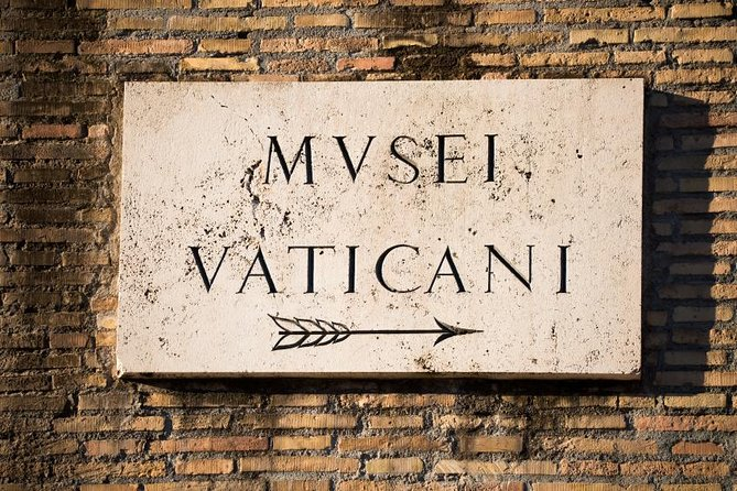 Early Access Vatican Museums Small-Group Tour with St. Peter's & Sistine Chapel