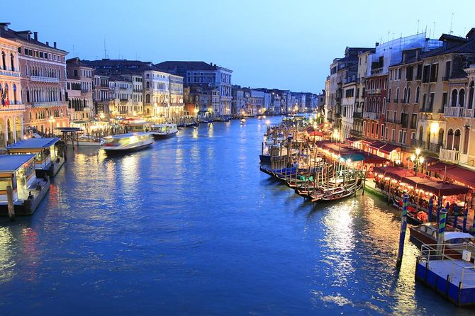 Venice Hidden Gems Guided Walking Tour Including Gondola Ride