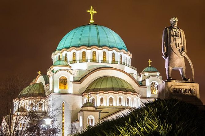 Belgrade City Highlights Half-Day Panoramic Tour