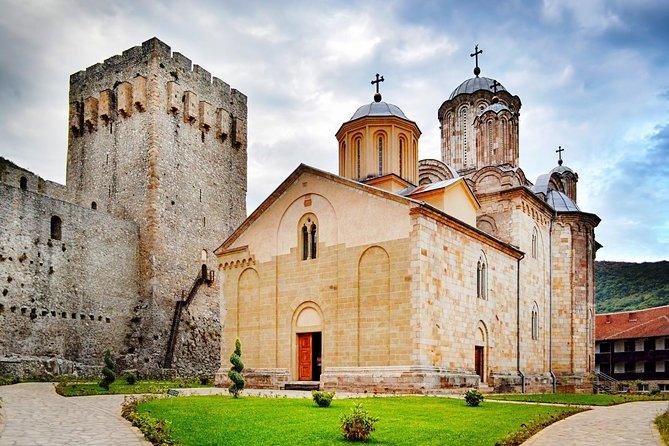 Resava Treasury Day Trip vanuit Belgrado