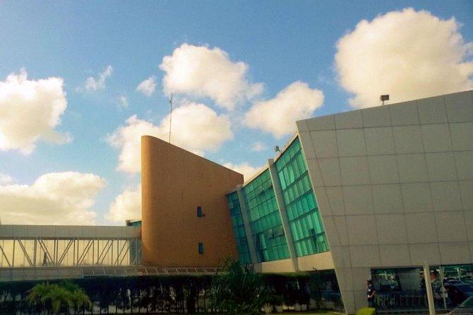 Traslado de ida e volta do Aeroporto de João Pessoa