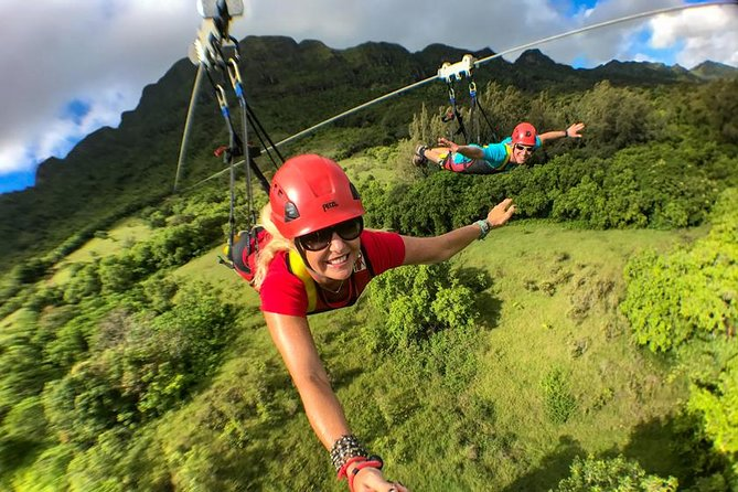 AdrenaLine Kauai Zipline Tour