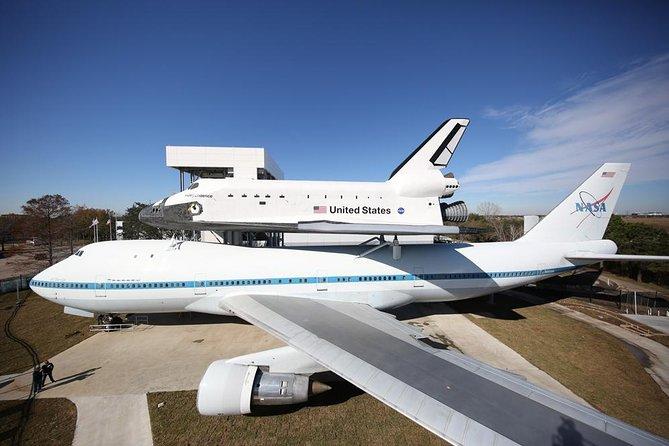 Two Houston Full-Day Tours With NASA Space Center
