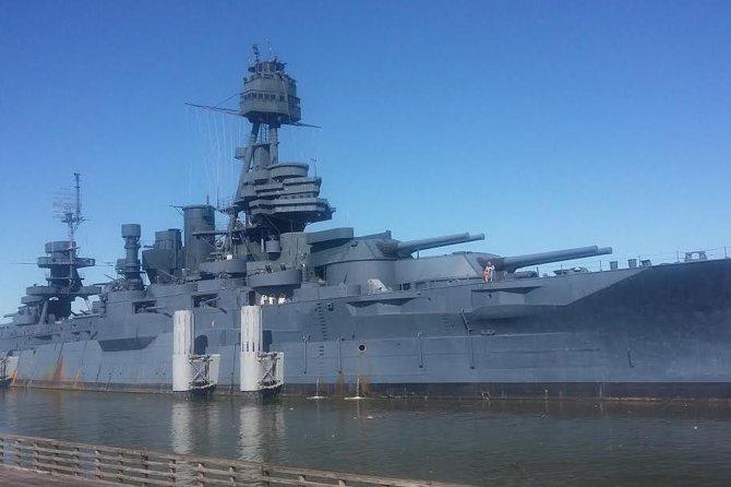 Full-Day Tour of Houston, Battleship Texas, and San Jacinto Monument