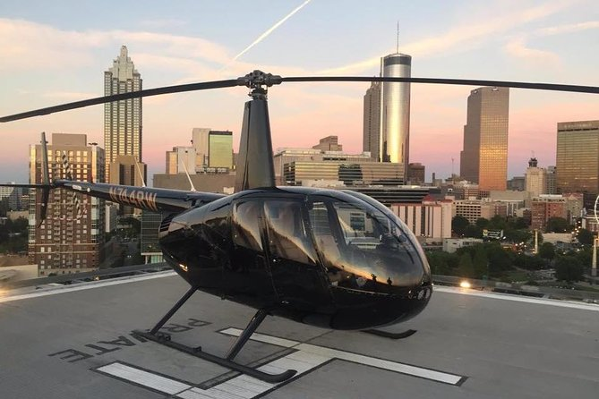Queen Helicopter Tour In Atlanta 2021