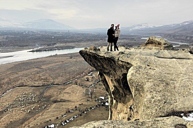 Private Minibus trip in Mtskheta Gori Uplistsikhe caves