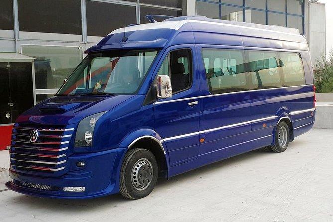 Private Minibus Trip In Ananuri Gudauri Kazbegi Gergeti
