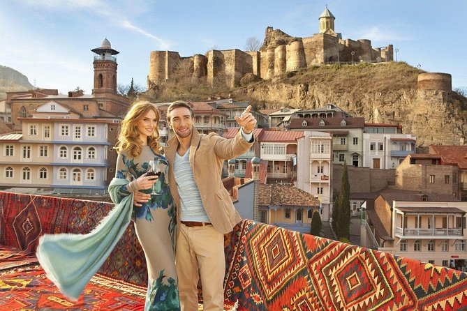 Private Full-Day History and Heritage Tbilisi City and Mtskheta Tour